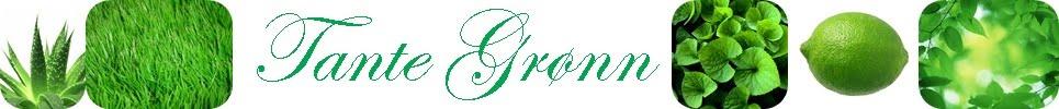 Tante Grønn