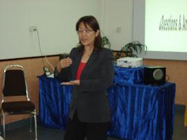 Sharon Ng, DTM
