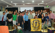Visiting Shanghai Toastmasters Club