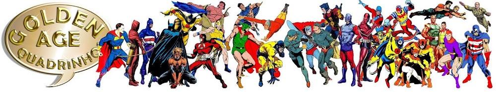 Golden Age -  Quadrinhos