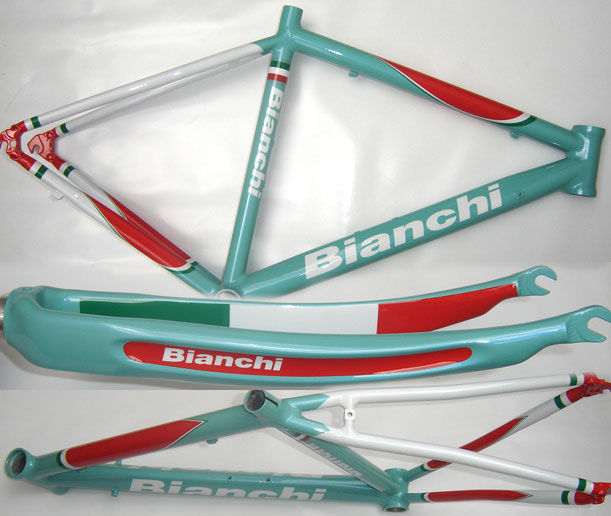 Bianchi Italy