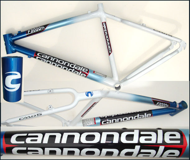 cannondale F3000sl