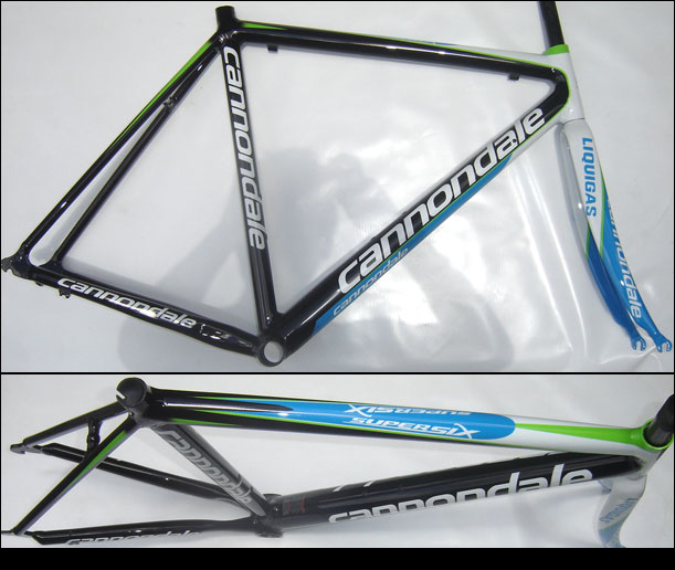 cannondale caad 3 pintura supersix