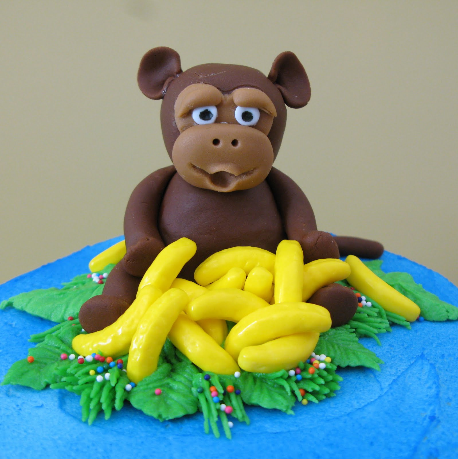 The Bake-Off Flunkie: Monkey Cake