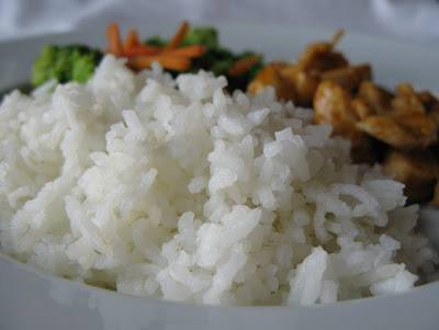 The Bake-Off Flunkie: Perfect Steamed Rice
