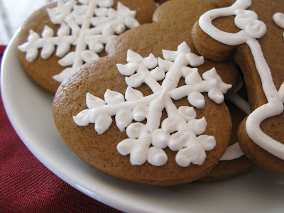 High altitude gingerbread cookie recipe