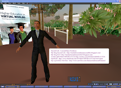 I am LucianDuma Freidman in Second Life
