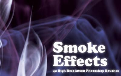 smoke eff brush - 42 Adet S�per Duman Brush Photoshop