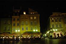 Varsovie, une ville de nuit  et de jour