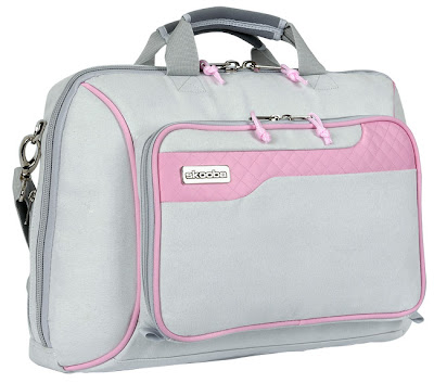 Pink Laptop Bag: Skooba Satchel 2.0 Luxe