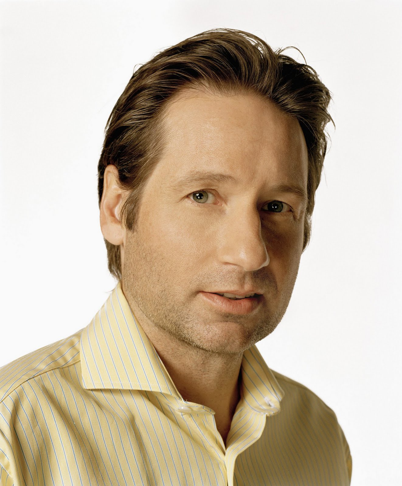 David Duchovny Young D...