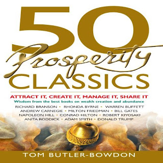 50 Prosperity Classics by Tom Butler-Bowdon