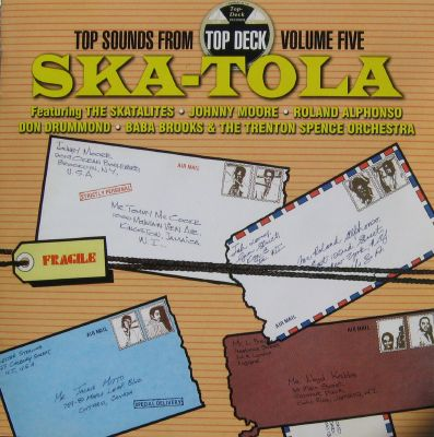 Skatalites, The / Ferdie Nelson* Ferdy Nelson - Chinatown / War And Strife
