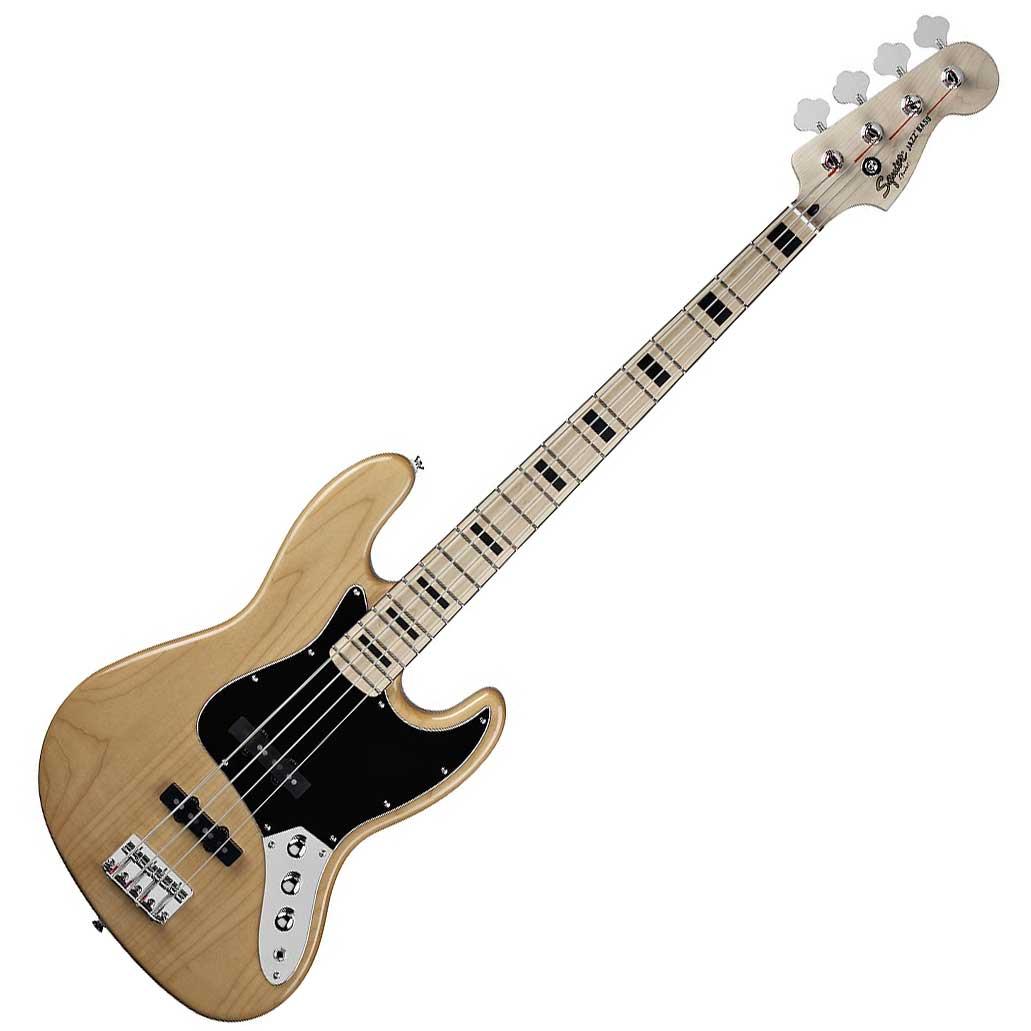 Squier por Fender Vintage modificado Jazz Bass,