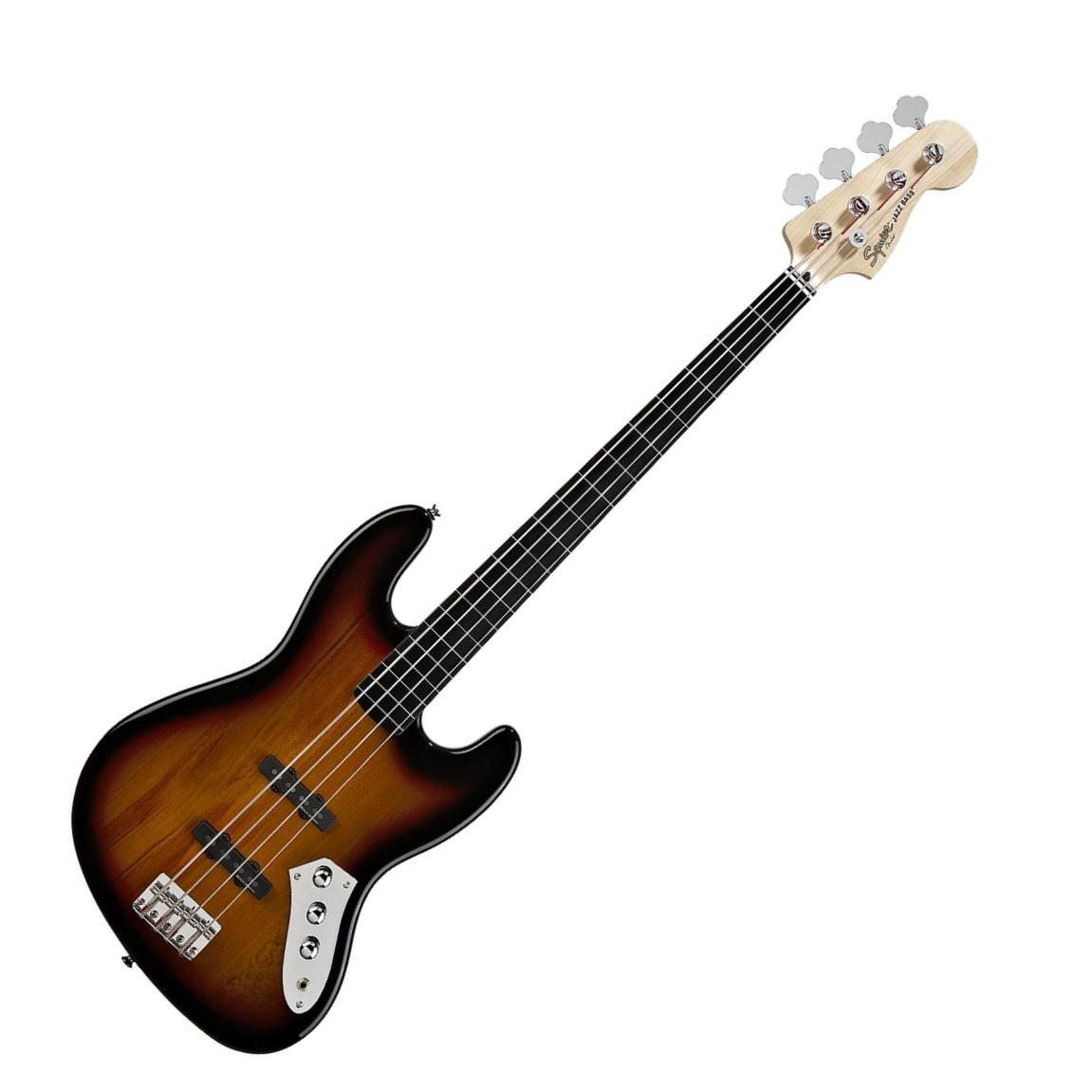 The Fender Fretless Standard Jazz Bass – A Review of a ...