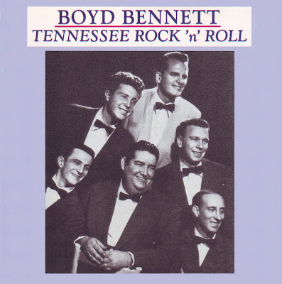 "Cover Album of BOYD BENNETT ""TENNESSEE ROCK N ROLL"""
