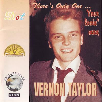 VERNON TAYLOR