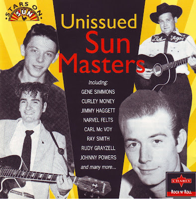 Cover Album of UNISSUED SUN MASTERS