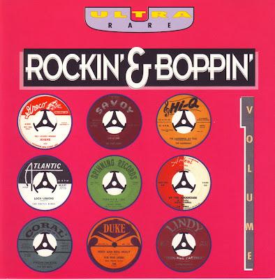 "ULTRA RARE ""ROCKIN' & BOPPIN' VOL.1"""