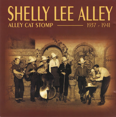 "SHELLY LEE ALLEY ""ALLEY CAT STOMP"" 1937-1941"