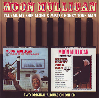 "MOON MULLICAN ""TWO ALBUMS ON ONE CD"""