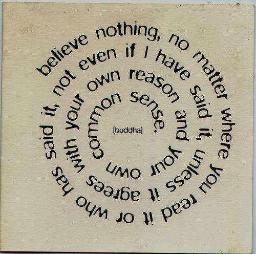 Buddha believe