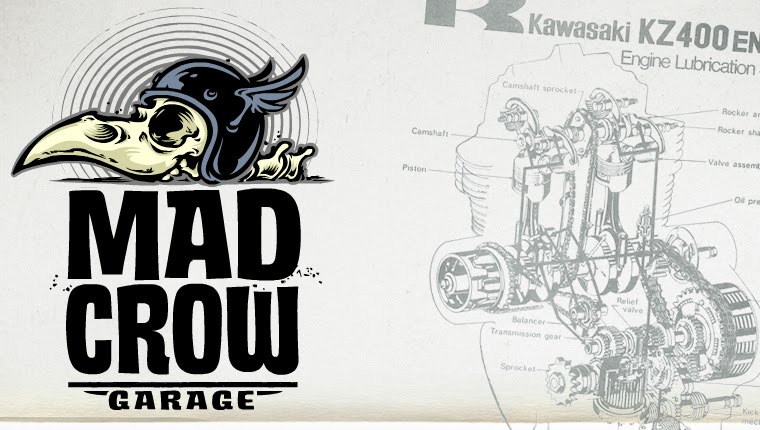 Mad Crow Garage