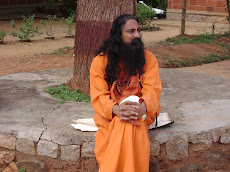 "GURUJI IN ""Yogic Divine Village"""
