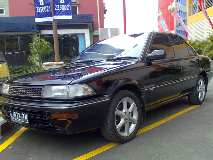 TOYOTA COROLLA TWIN CAM SE LTD 90