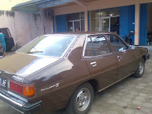mitsubishi Gallant 80 original painted