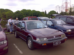 Honda Prestige 88 M/T original painted