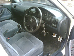 HONDA ACCORD MAESTRO 90 M/T