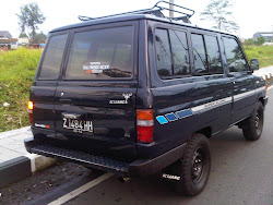 Toyota Kijang KF40 ASTRA SHORT-91