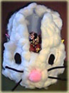 recycling a milk jug here is a great easter craft for children to make other than easter eggs children will have a great time with this art project that allows them to create negle Image collections