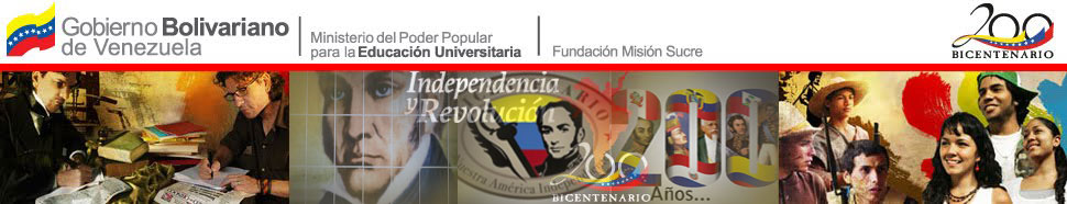 Programa TSU en Información y Documentación, Misión Sucre, Aldea Simón Rodríguez.