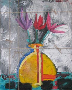 Flowers 50 x 40 cm