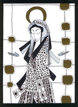 Sacredness 30 x 20 cm