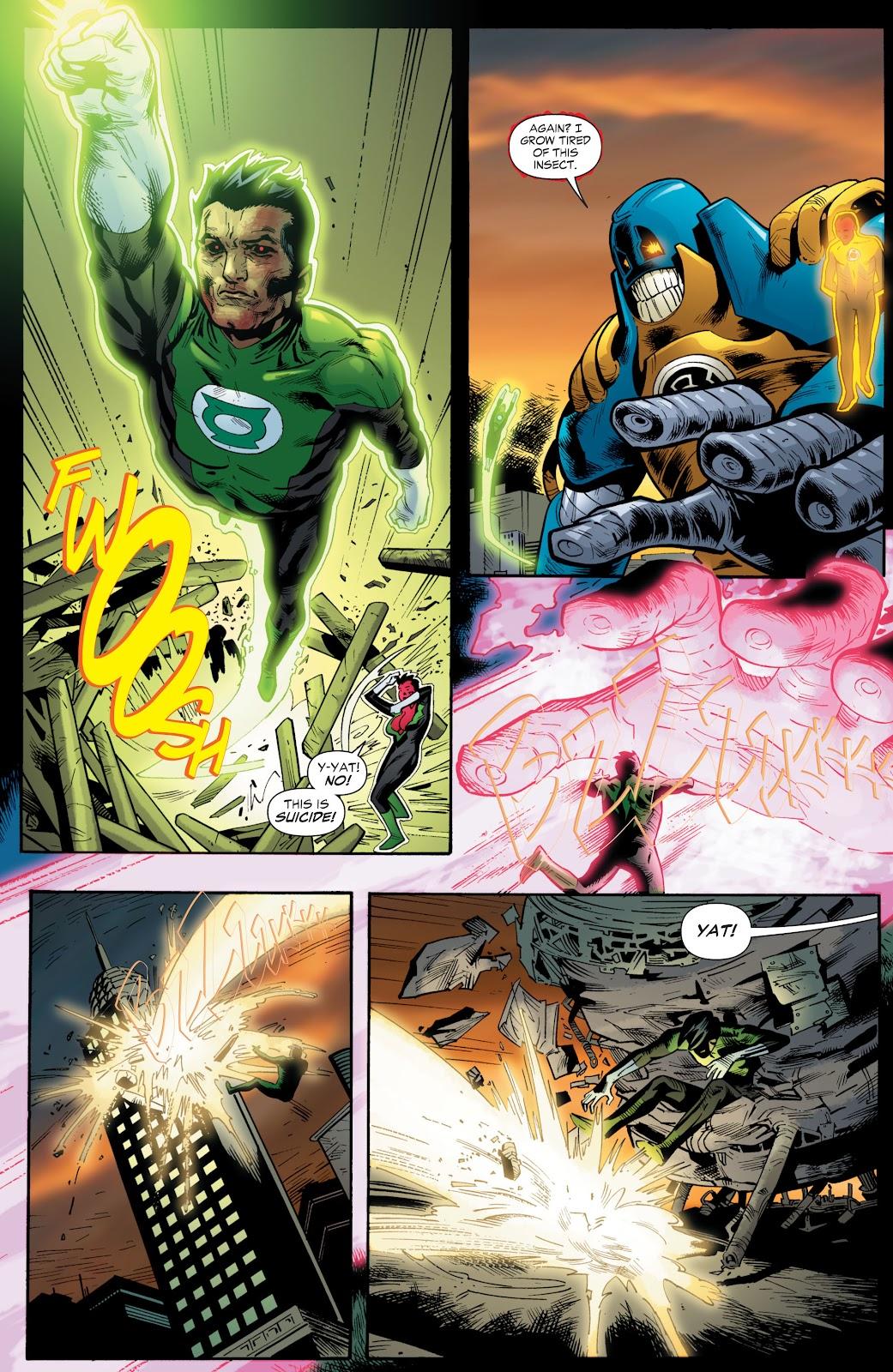 Green Lantern: The Sinestro Corps War Full #1 - English 216