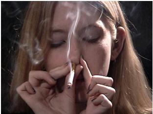 Smoking fetish smoking girls videos  SmokingSweeties