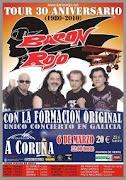 Reunión de la formación original de Barón Rojo en La Coruña