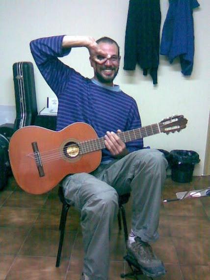 José Manuel González Medrano (Matrícula de: 05/06/08):
