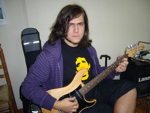 "Antonio ""Tom"" Rivas González (Matrícula de: 01/09/06)."