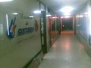 Exterior de la Escuela de Guitarra (Lugo).