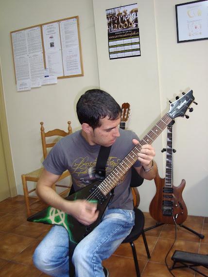 Félix Carpente Fachal (Matrícula de: 09/10/09)