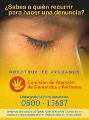 COMISION DE ATENCION DE DENUNCIAS Y RECLAMOS