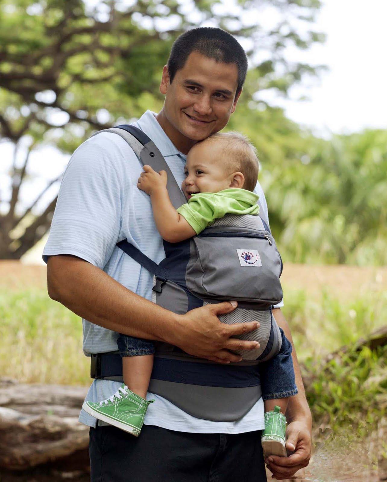 Belly Beyond Blog Real Men Wear Their Babies