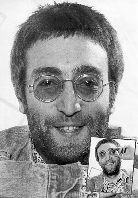Tittenhurst Park John Lennon At Tittenhurst Park Short Hair