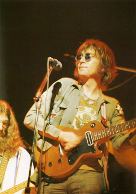 On 30th August 1972 John Lennon Performed At Madison Square Garden It Was His Last Concert As A Headliner The Show Posthumously Released In 1986