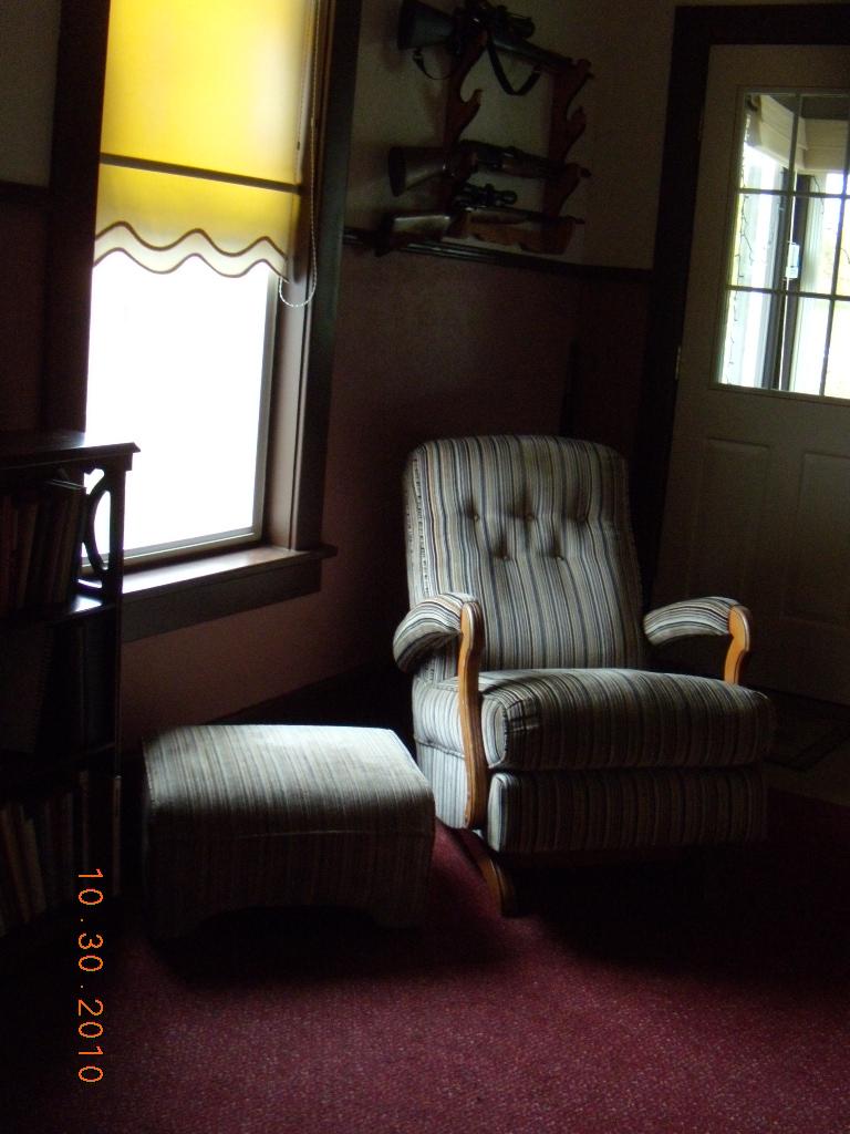 Homestead Happenings Rearranging Furniture