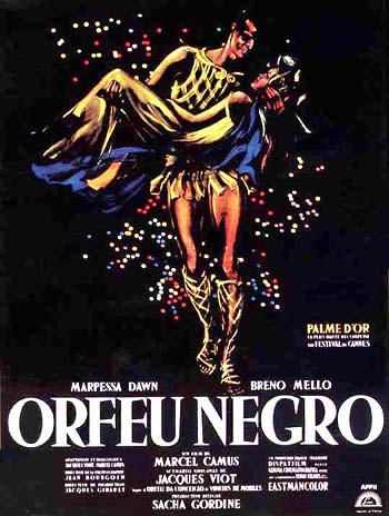 Orfeu Negro affiche